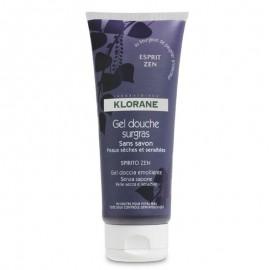 Klorane Gel doccia profumati, tubo da 200ml