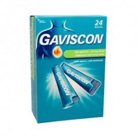 Gaviscon Bustine, confezione da 24 bustine monodose