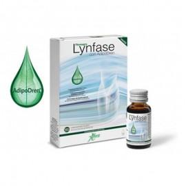 Fitomagra Lynfase Concentrato Fluido, 12 flaconcini da 15g ciascuno.