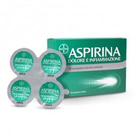 Aspirina Dolore e Infiammazione, confezione da 8 o da 20 compresse