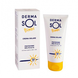 Dermasol Bimbi Crema Solare, tubo da 100ml