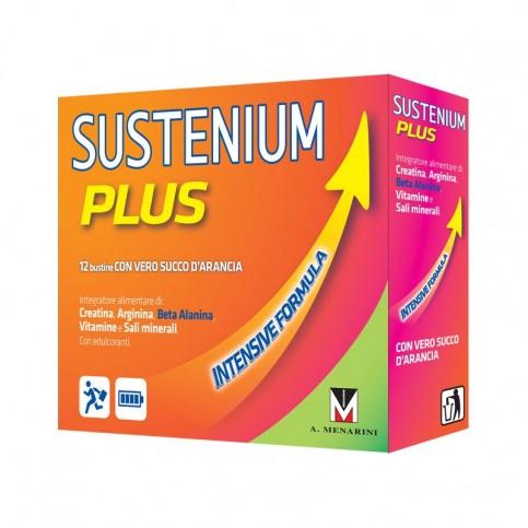 Sustenium Plus, confezione da 12 bustine