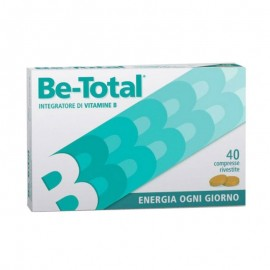 Be-Total Compresse, 40 compresse