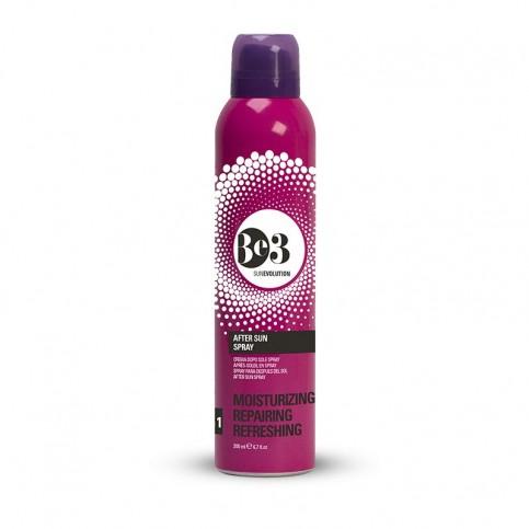 Be3 Sun Evolution Doposole Spray, flacone Spray da 200 ml