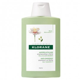 Klorane Shampoo all'Estratto di Mirto, flacone da 200ml