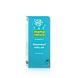 Chamodent Baby Gel Mama Natura, tubo da 10 ml - Primi denti