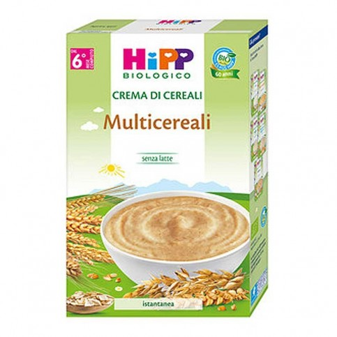 Hipp Crema Multicereali, 200g