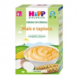 Hipp Bio Crema Mais e Tapioca, 200g