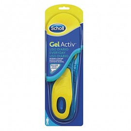 Scholl Gel Activ Everyday, Solette Uomo 1 paio