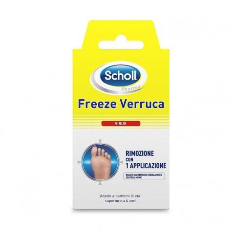 Scholl Freeze Verruca, 1 Bomboletta e 12 Applicatori