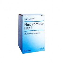 Heel Nux Vomica Compresse, tubo da 50 compresse