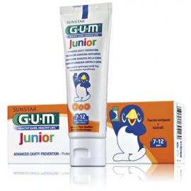 Dentifricio Gum Junior (7+ anni), 50ml