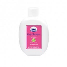 Euphidra AmidoMio Baby Shampoo, flacone da 200 ml - Con olio di riso