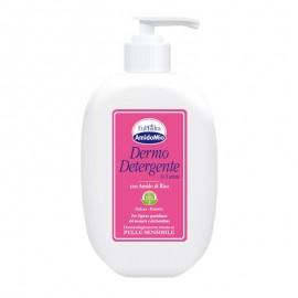 EuPhidra AmidoMio Dermo Detergente 0-5 anni, flacone da 400 ml con erogatore