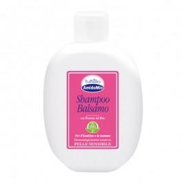 Euphidra AmidoMio Shampoo Balsamo, Flacone da 200 ml