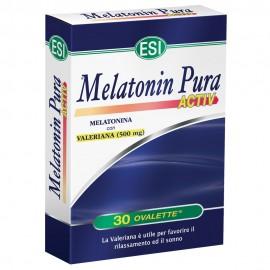 ESI Melatonin Pura Activ, 30 ovalette