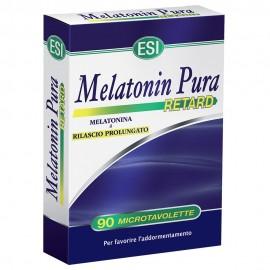 ESI Melatonin Pura Retard, 90 microtavolette