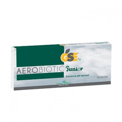 GSE Aerobiotic Junior, 10 fiale monouso