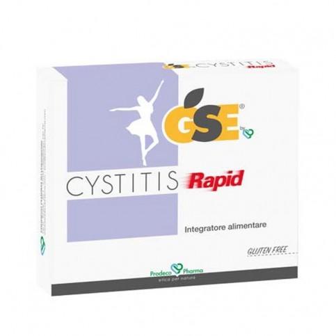 GSE Cystitis Rapid, confezione: 30 compresse