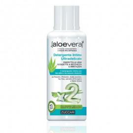 Zuccari Aloevera2 Detergente Intimo Ultradelicato, flacone 250ml