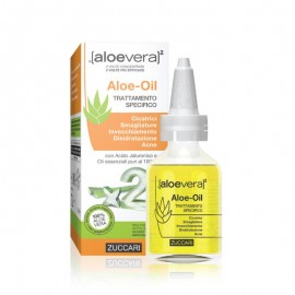 Zuccari Aloevera2 Aloe Oil, flacone 50 ml