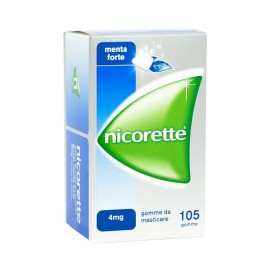 Nicorette Gomme 4 mg, 105 gomme