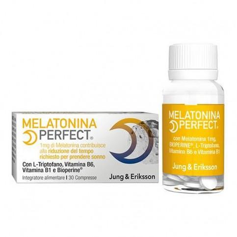 Jung & Eriksson Melatonina Perfect, 30 Compresse