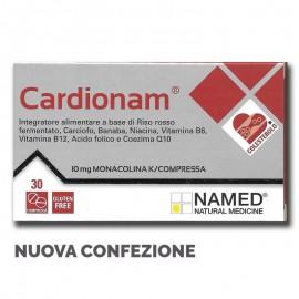 Cardionam, confezione da 30 compresse