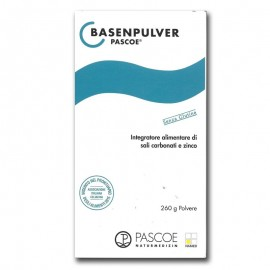 Named Pascoe Basenpulver, confezione da 260 gr in polvere