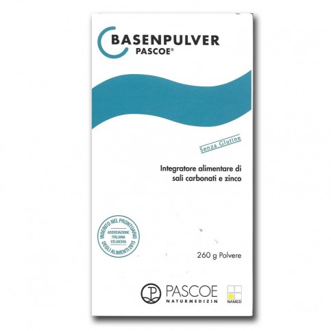 Pascoe Basenpulver, confezione da 260 gr. In polvere