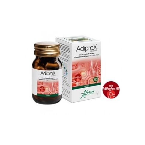 Aboca Adiprox Advanced Capsule, barattolo da 50 capsule