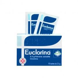 Euclorina Polvere Solubile, 10 bustine