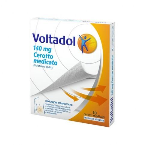 Voltadol 10 Cerotti Medicati 140 mg