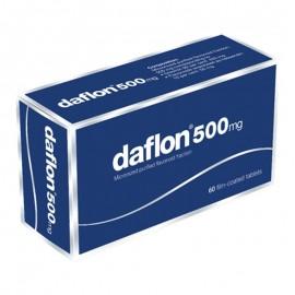 Daflon 500 Compresse, confezione da 60 compresse
