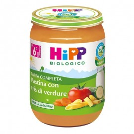 Hipp Pastina con Tris di Verdure, 190gr