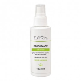 Euphidra Deodorante Spray No Alcool