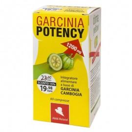 Abbé Roland Garcinia Cambogia Potency 1200, 60 compresse