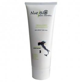 NatiBio Crema Corpo Anticellulite, tubo da 250ml