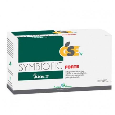 GSE Symbiotic Junior FORTE, 10 Flaconcini monodose con tappo dosatore