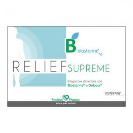 Biosterine Relief Supreme, confezione da 48 compresse