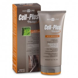 Cell-Plus Crema Snellente Pancia e Fianchi, 200 ml