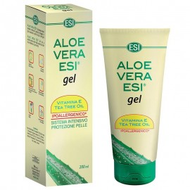 ESI Aloe Vera Gel Vit. E + Tea Tree, 200 ml