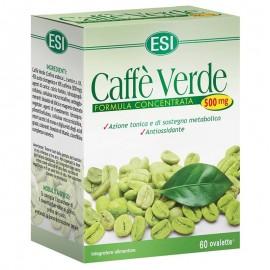 ESI Caffè Verde formula concentrata 500 mg, 60 Ovalette
