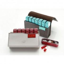 Pilbox Mini Pilloliera Settimanale