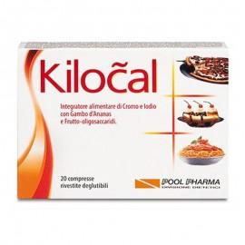 Kilocal, confezione da 20 compresse