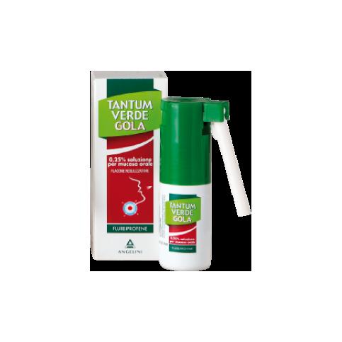 Tantum Verde Gola 0,25%, spray da 15ml