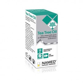 Named Tea Tree Oil, flacone da 10ml
