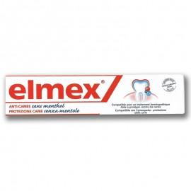 Elmex Dentifricio Senza Mentolo, 75 ml