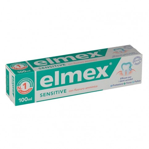 Elmex Dentifricio Sensitive, 100 ml