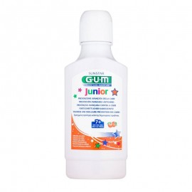 Collutorio GUM Junior 7+ anni, flacone da 300ml
